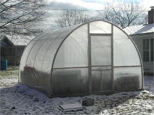 High Tunnel Quick Greenhouse Hoop Benders