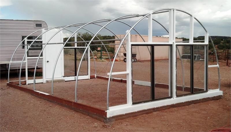 Basic 12x24 Greenhouse Kit