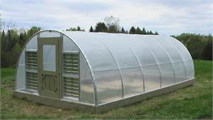 12x12 Greenhouse Kit